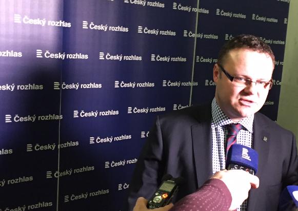 René Zavoral, generální ředitel ČRo.