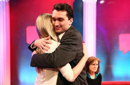 Z pořadu Nebezpečné vztahy, foto: TV Barrandov