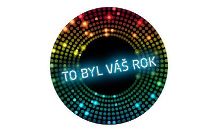 Logo pořadu To byl váš rok, foto: TV Barrandov