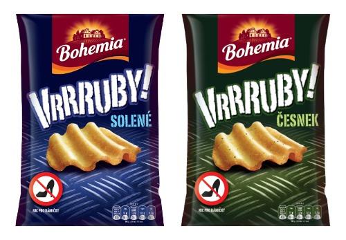 Novinka Bohemia Vrruby