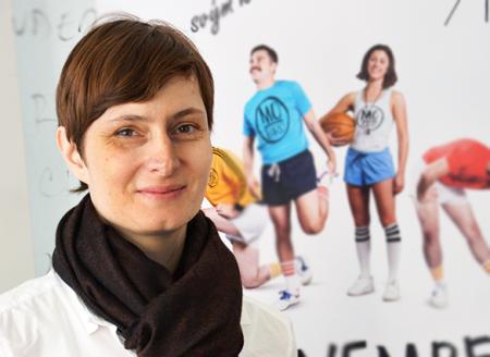 Klára Vlková, foto: UPC