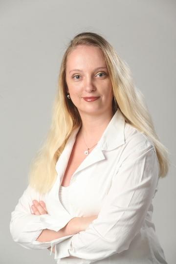 Kristýna Šmejkalová, foto: skupina Barrandov