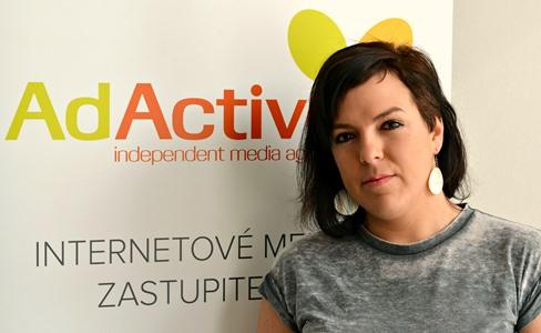 Šárka Charvátová, foto: AdActive