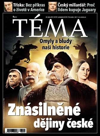 TÉMA dějiny