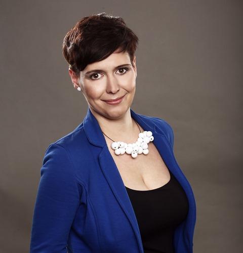 Adéla Jansová, výkonná ředitelka PR Klubu