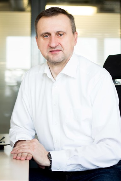 Ján Kondáš, Head of Communications, Tesco ČR