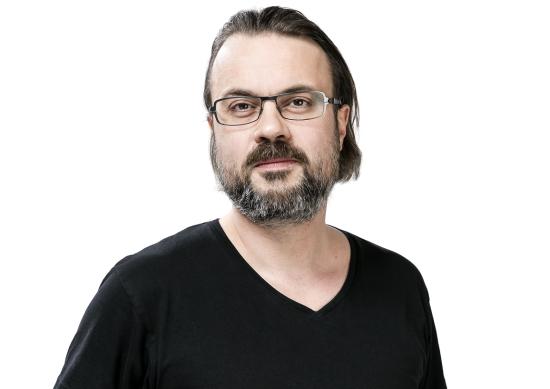 Marcel Náhlovský, ředitel marketingu společnosti Lasvit