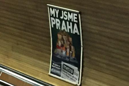 My jsme Praha_metro