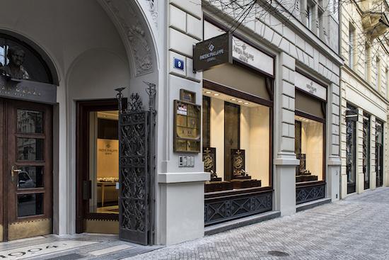 Patek Philippe Boutique @ Carollinum_DSC1206