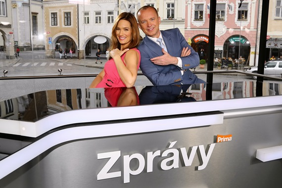 Zpravodajský kamion TV Prima, foto: FTV Prima