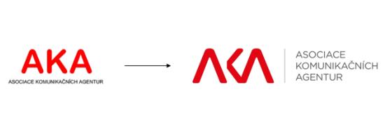 AKA mění logo, jeho autorkou je