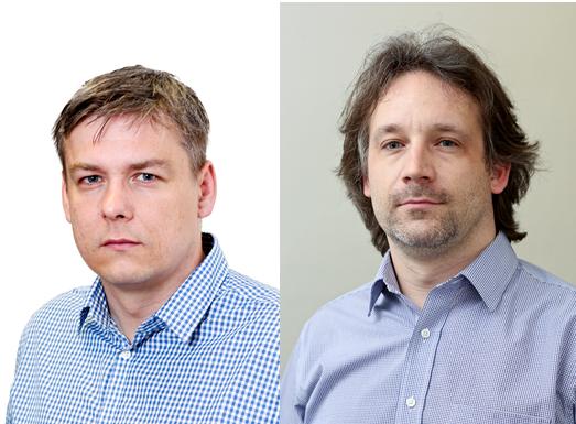 Zleva: Zdeněk Fučík, Tomáš Jeník. Foto: Mladá fronta