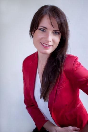 Pavlína Musilová, vedoucí oddělení Marketing a PR finanční skupiny Wüstenrot