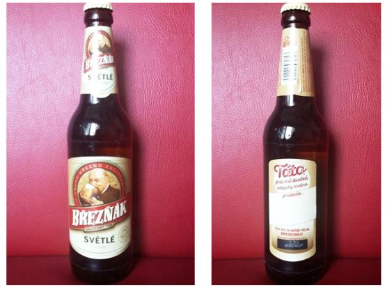 Limitovaná otcovská edice piva Březňák