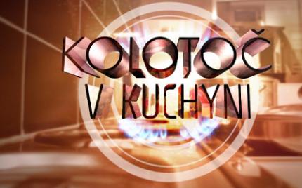 Vizuál nového pořadu Kolotoč v kuchyni, zdroj: TV Barrandov