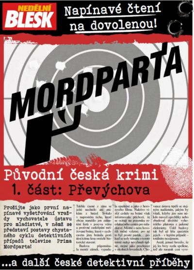 Mordparta_Nedleni Blesk