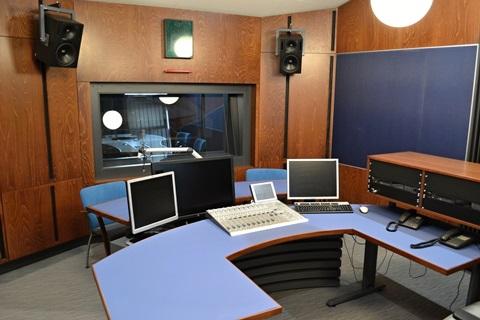 Studio Českého rozhlasu Ostrava, foto: ČRo
