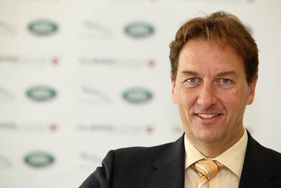Ivo Řehák, Business Operations Manager společnosti Jaguar Land Rover ČR