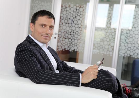 Karel Novotný, foto: Tomáš Novák, Mladá fronta