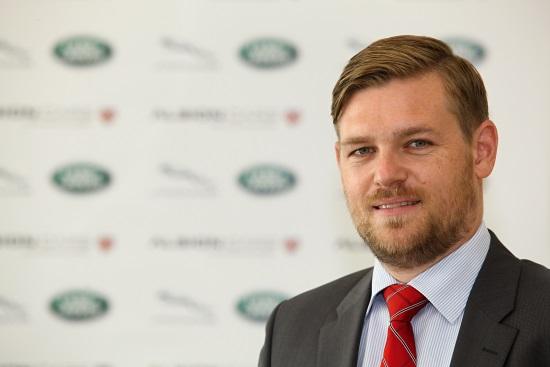 Mag  (FH) Alexander Vysek - JLRA Customer Service Director