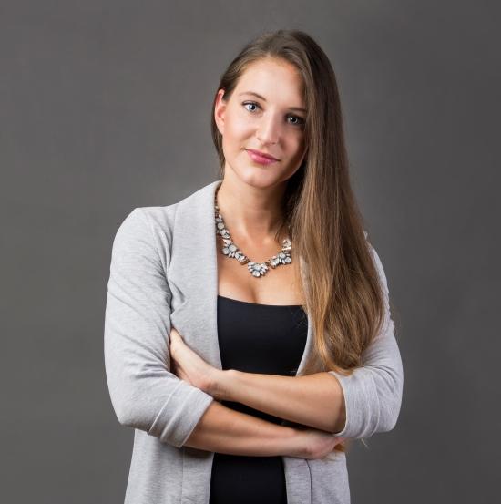 Nikol Skočíková, COO agentury Socialsharks