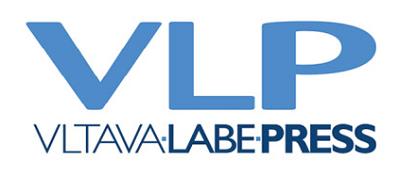 Původní logo Vltava-Labe-Press.