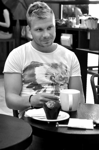 Libor Matoušek, foto: Budějcká Drbna