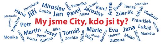 My jsme City, kdo jsi ty