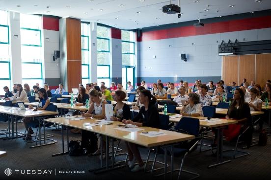 Pohled na konferenční sál, foto: Internet Info