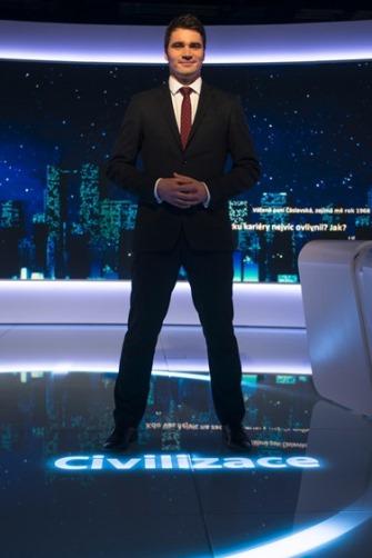 Daniel Stach, foto: Česká televize