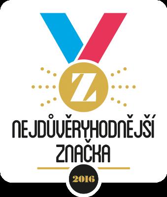 9_NEJDŮVĚRYHODNĚJŠÍ ZNAČKA_2016_logo