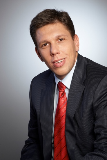 Petr Jonák, ředitel vnějších vztahů