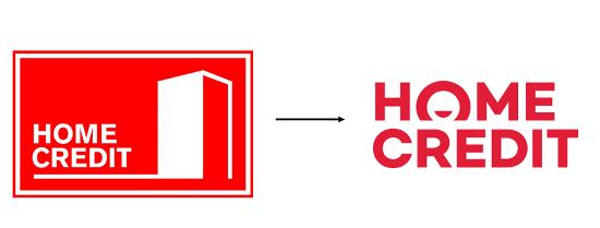 Změna loga společnosti Home Credit