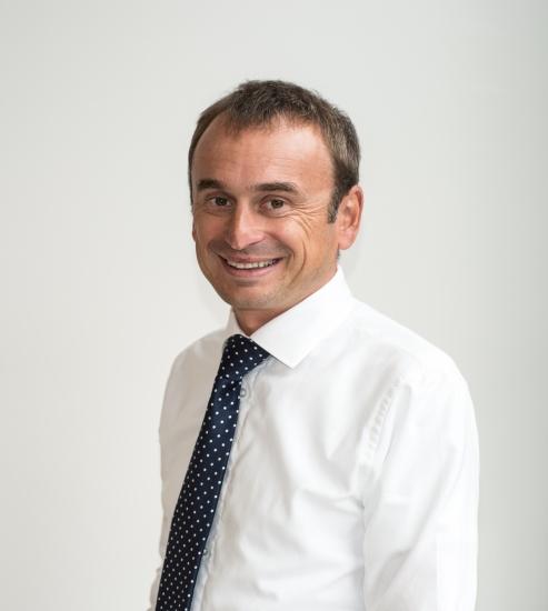 Tomáš Tesař, nový marketingový a PR ředitele společnosti CTP