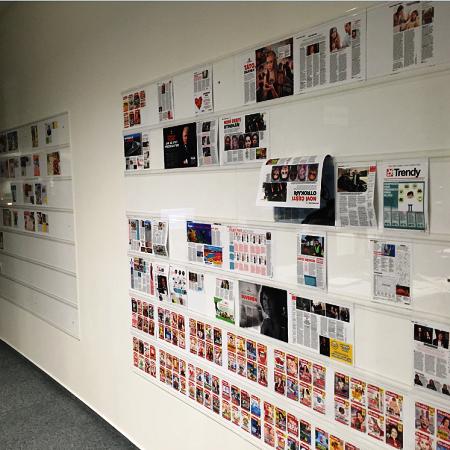 Redakce magazínů Vltava Labe Media.