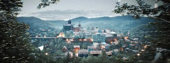 Globální vánoční kampaň: Loket.