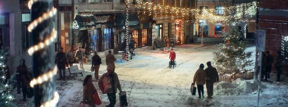 Globální vánoční kampaň: Louny.