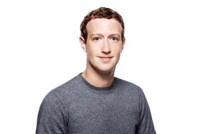 Šéf Facebooku Mark Zuckerberg, foto: Facebook.