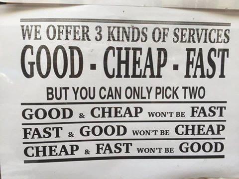 goodcheapfast