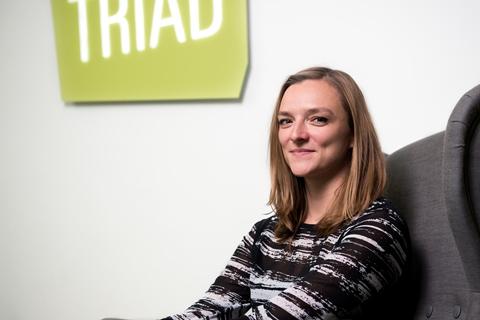 Katarzyna Stanojca, foto: Triad