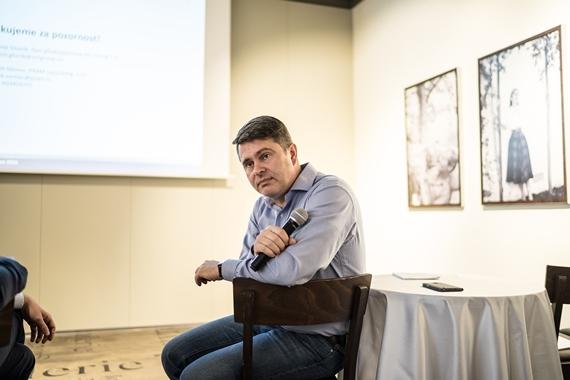 Marek Singer, foto: Skylink