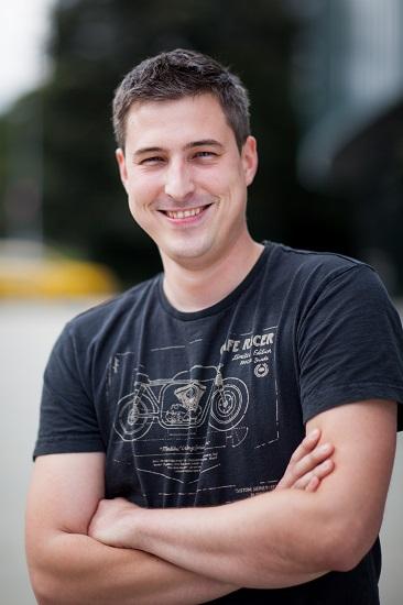 Martin Čelikovský, foto: R2B2