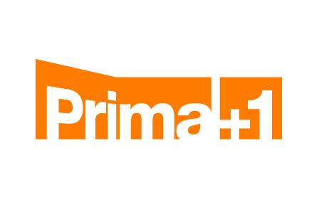 Logo nové stanice Prima +1.