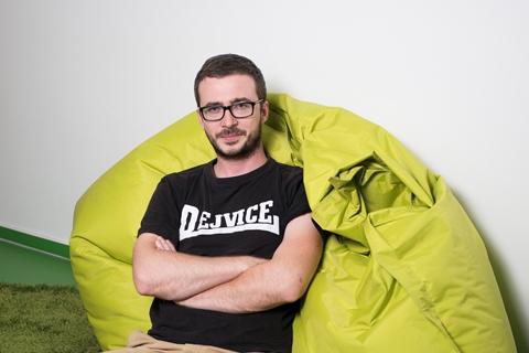 Tomáš Hortík, foto: Traid