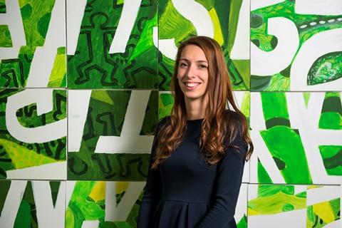 Zuzana Kropáčová, foto: Triad