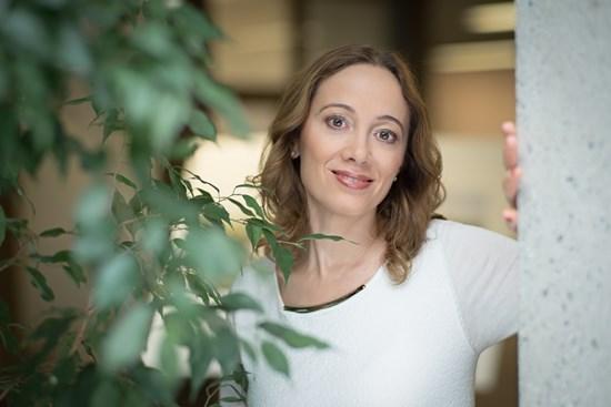 Renata Němcová Pixová, ředitelka útvaru Skupinová komunikace ČSOB