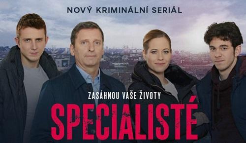 Seriál Specialisté, foto: TV Nova