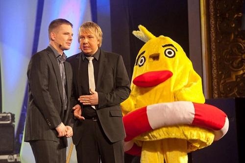 Charitativní projekt Pomozte dětem, foto: Česká televize
