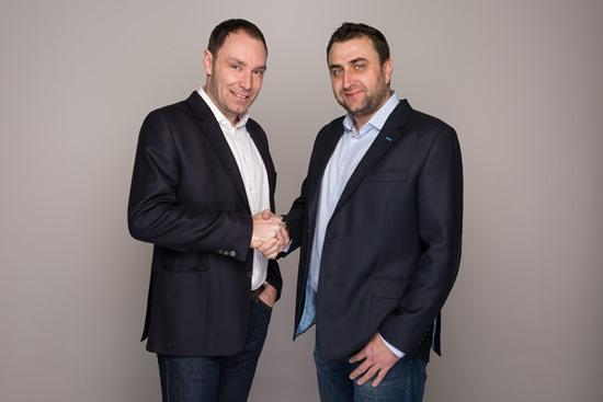 Marek Tesař a Petr Lešek