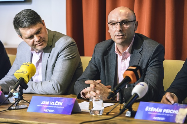 Jan Vlček, foto: AKTV